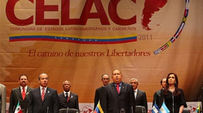 Chavez lauds new Latin American alliance