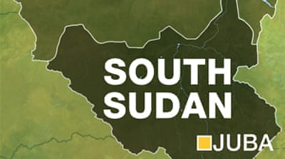 Heavy gunfire rocks South Sudan capital