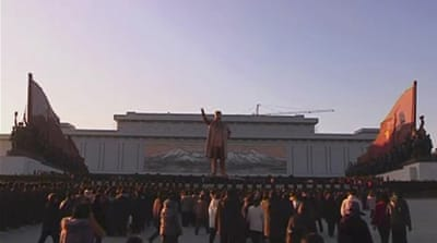North Korea in mourning for Kim Jong-il