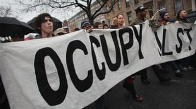 Occupy Wall Street: 'We are the 99%'