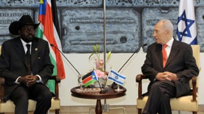 South Sudan and Israel - unlikely allies?
