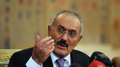Yemen parliament approves immunity law