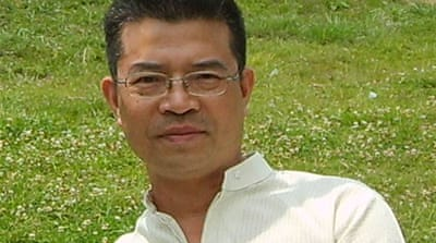 China jails veteran activist for 10 years‎
