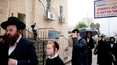 Israel's deepening religious divide