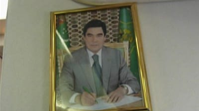 Taking on Turkmenistan's ruling personality