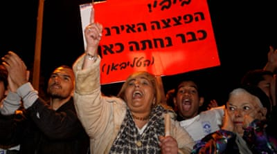 Israelis rally against gender segregation