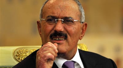 Yemen cabinet approves immunity law for Saleh