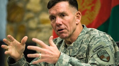 William Caldwell: Leaving Afghanistan