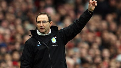 Martin O'Neill appointed Sunderland manager