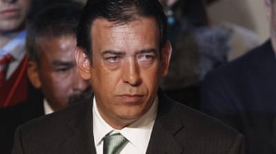 Mexican party chief quits amid scandal