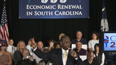 Herman Cain to make US campaign announcement