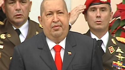 Hugo Chavez: A life in pictures