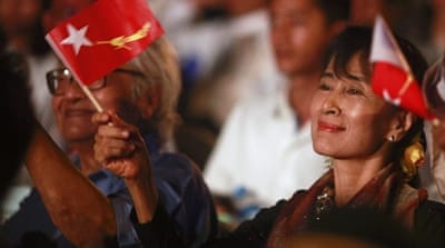 Myanmar sets April date for by-elections