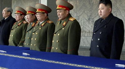 Kim Jong-un named N Korea 'supreme commander'