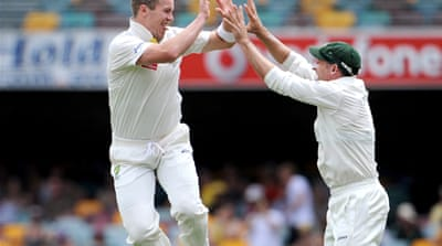 Australia race to victory over New Zealand
