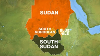 Fighting flares in disputed Sudan region