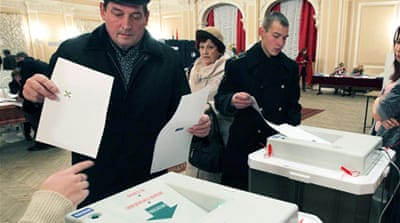 Russian elections will offer few surprises