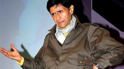 Indian cinema's Dev Anand dies