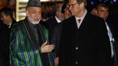 Key absences hinder Afghan talks in Bonn