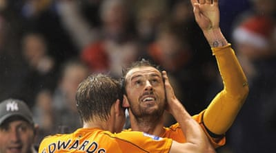 Wolves bite back against Sunderland