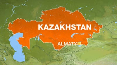Seven killed in Kazakhstan clash