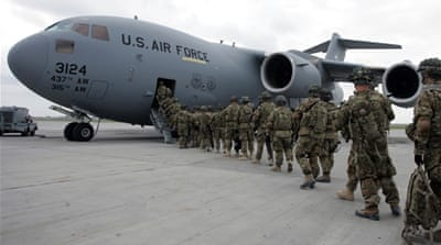 Unclear future for US airbase in Kyrgyzstan