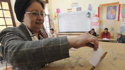 Egypt vote turnout downgraded amid run-off