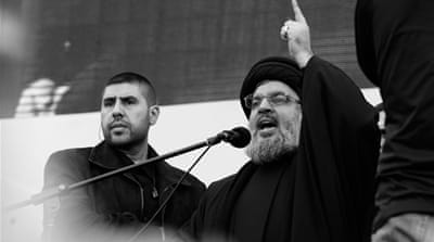 In pictures: Nasrallah attends Ashoura rally