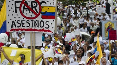 Will Colombia talk peace with the FARC?