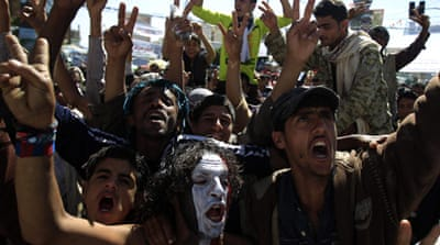 Yemen forms new unity government