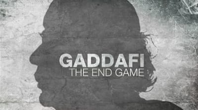 Gaddafi: The Endgame
