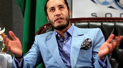 Mexico foils 'plot' to smuggle in Gaddafi son
