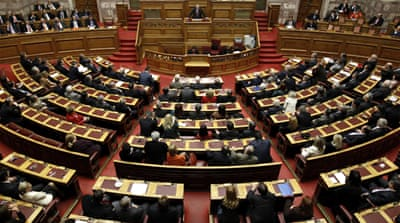 Greece passes new austerity budget