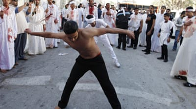Iraqis mark Ashoura in Karbala