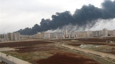 More Syrian deaths amid oil pipeline blast