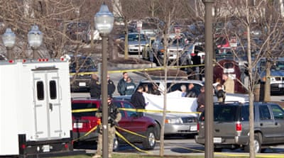 Two shot dead at Virginia Tech University