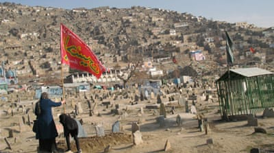 Kabul in grief after Ashoura shrine blast