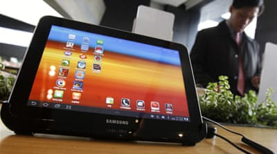 Australian court lifts Samsung tablet ban