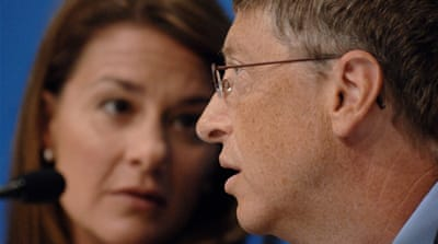 Bill and Melinda Gates: Changing the world