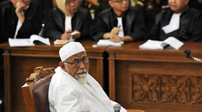 Indonesia cleric denies charges