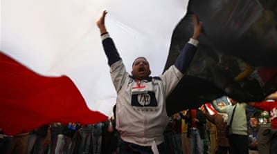 Workers boost Egypt protests