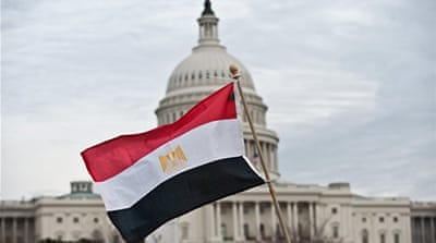 Timeline: US indecision on Egypt