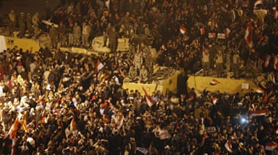 Live blog Feb 15 - Egypt protests