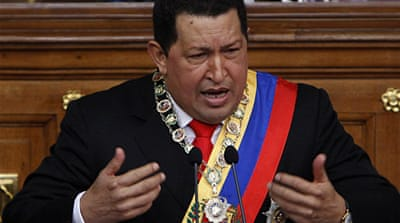 Former army officer Hugo Chavez has been in power since 1999 and recently battled cancer [Reuters]