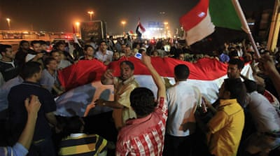 Seeing Egypt through Sudan's lens
