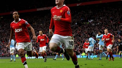 Brilliant Rooney downs City