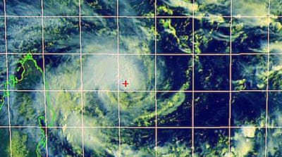 Cyclone set to hit Madagascar