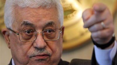 Abbas calls for Palestinian polls