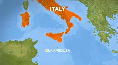 Deaths on migrant boat off Italy's Lampedusa