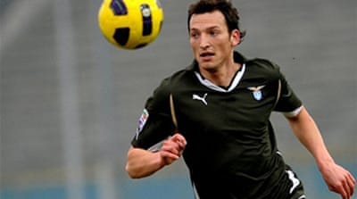 Lazio beat Brescia to go third
